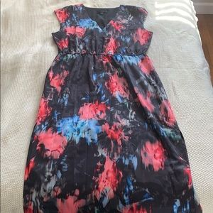 Stunning J. Crew fit and flare dress 16 tall